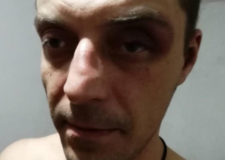 Тагильчанина семь часов держали в отделении полиции. Фото: предоставлено героем публикации