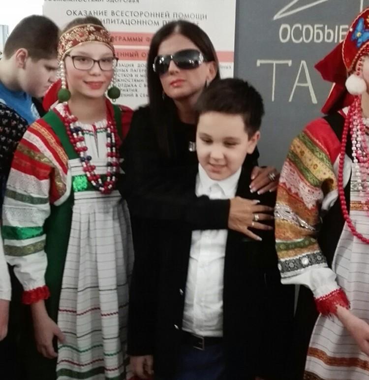 Даня с Дианой Гурцкой