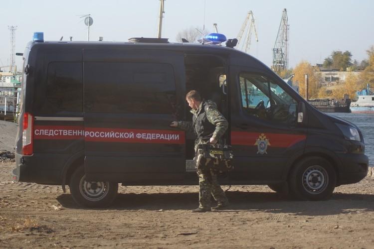 Для перевозки оборудования криминалистов необходим большой автомобиль