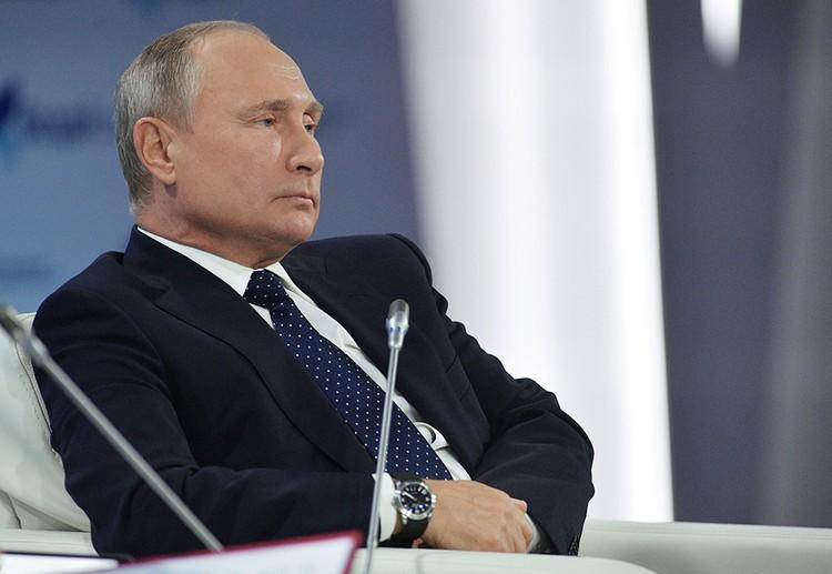 Президент на дискуссионном клубе «Валдай» рассказал о ядерной доктрине, Крыме и полетах в Египет