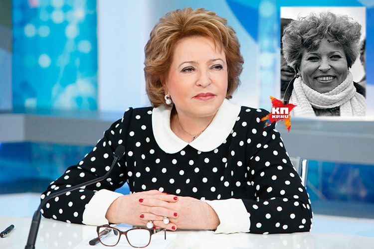 Сейчас, как и 30 лет назад, Валентина Ивановна полна энергии и оптимизма. Фото: пресс-служба Совета Федерации.