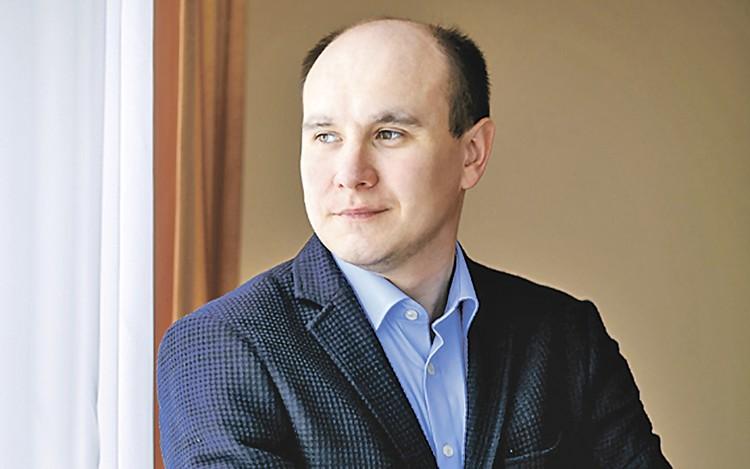 Исполнительный директор Ассоциации операторов по обращению с отходами «Чистая страна» Руслан Губайдуллин.