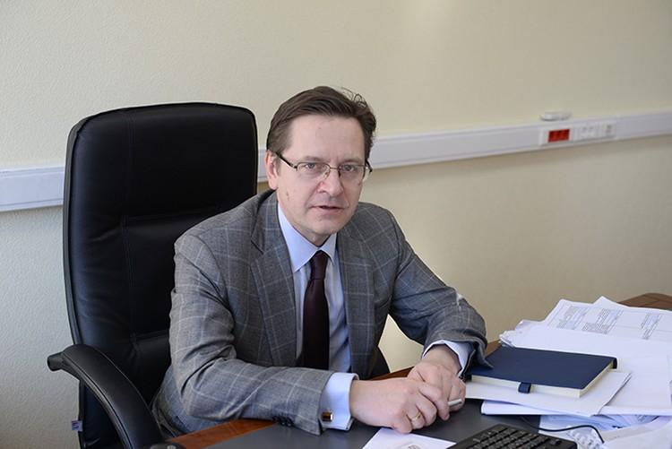 Вице-президент по стратегическому развитию и маркетингу Топливной компании Росатома «ТВЭЛ» Илья Галкин