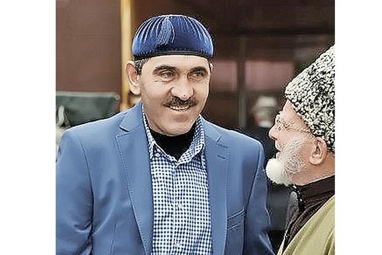 Юнус-Бек Евкуров продолжает считать, что решение о границе с Чечней было верным. Фото: ingushetia.ru