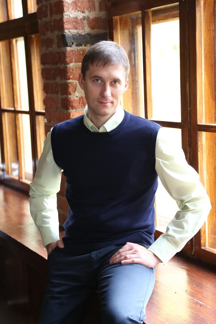 Андрей Ветхов, руководителя агентства недвижимости «Родник»