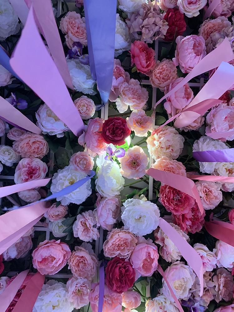 Перепад цветов