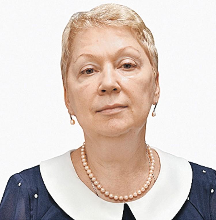 Ольга Васильева, министр просвещения РФ. Фото: Михаил ФРОЛОВ