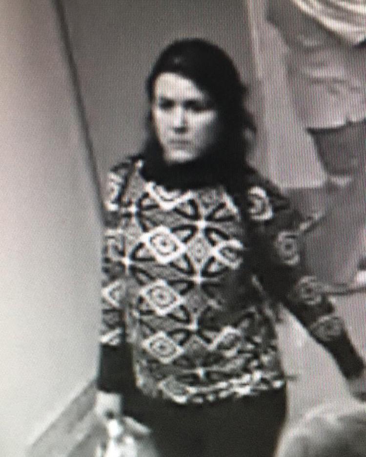 Полицейскими разыскивается женщина