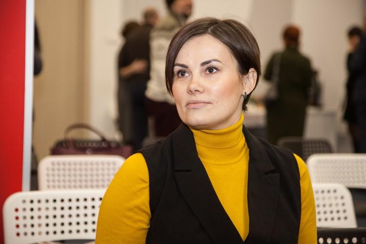 """""""Здоровая конкуренция - это всегда хорошо"""", - считает Анна Ильина"""