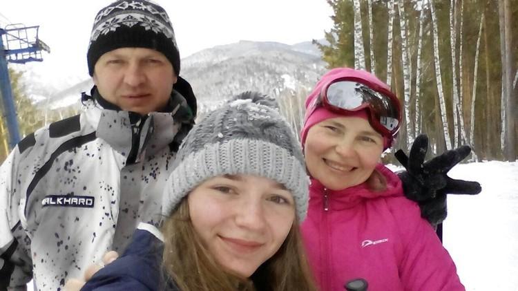 В Якутии есть прекрасные возможности для семейного отдыха. Фото предоставлено героем публикации.