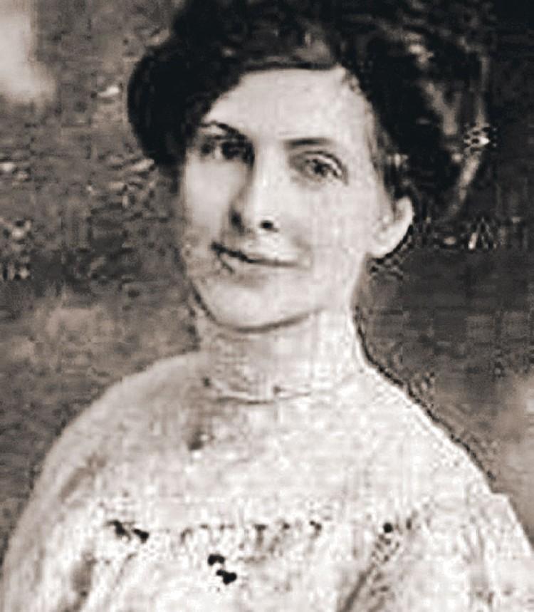 После 1929 года имя Стефании исчезло со страниц партийной печати. Навсегда. Фото из книги.