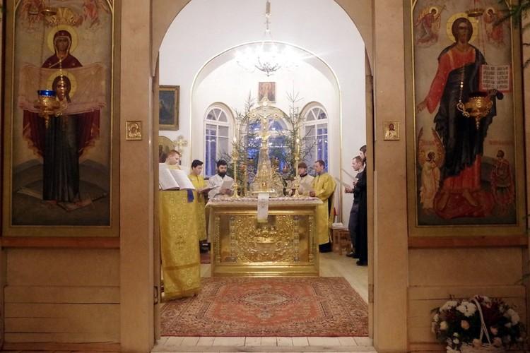 Торжественные богослужения пройдут во всех церквях и храмах Пскова и области.