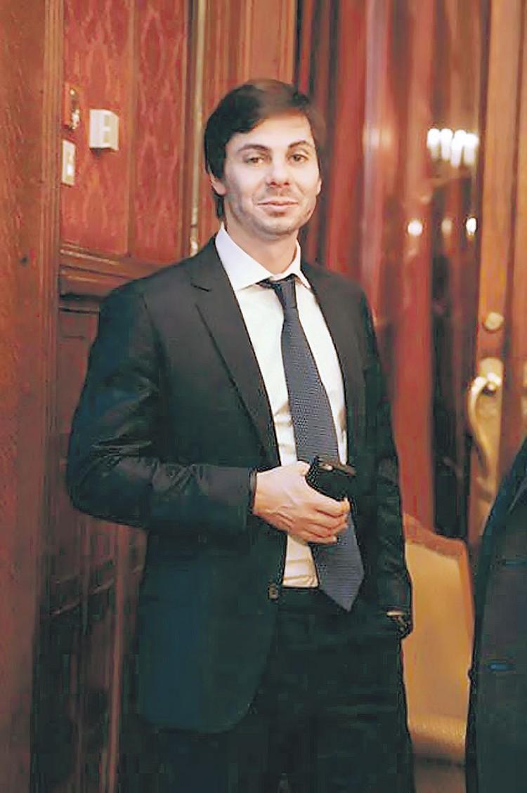 Бизнесмен Игорь Булатов. Фото: Личный архив