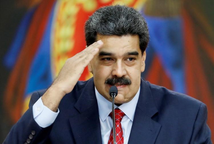 Мадуро на пресс-конференции заявил, что готов к диалогу с Гуаидо