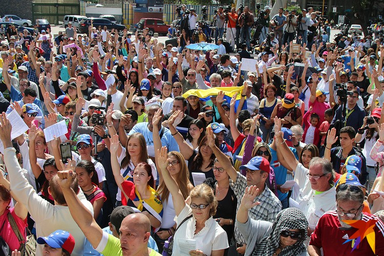 Средний класс - движущая сила протеста