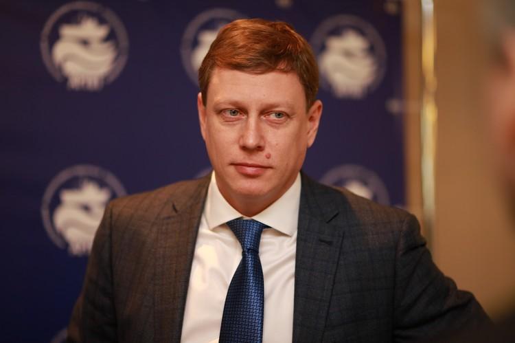 Президент Дальневосточной ассоциации добытчиков краба Александр Дупляков. Фото: Вадим ПОПОВ