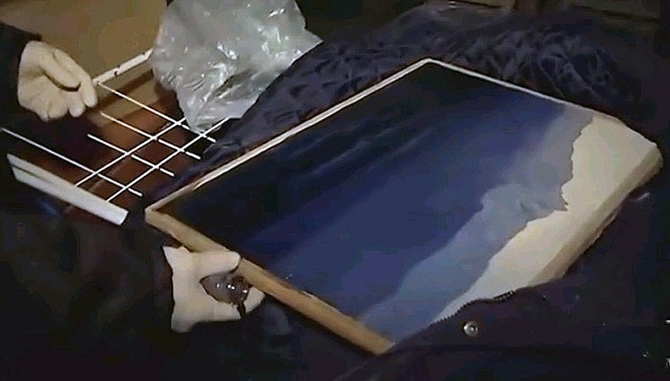 """Украденная картина Архипа Куинджи """"Ай-Петри. Крым"""" была найдена уже на следующий день"""