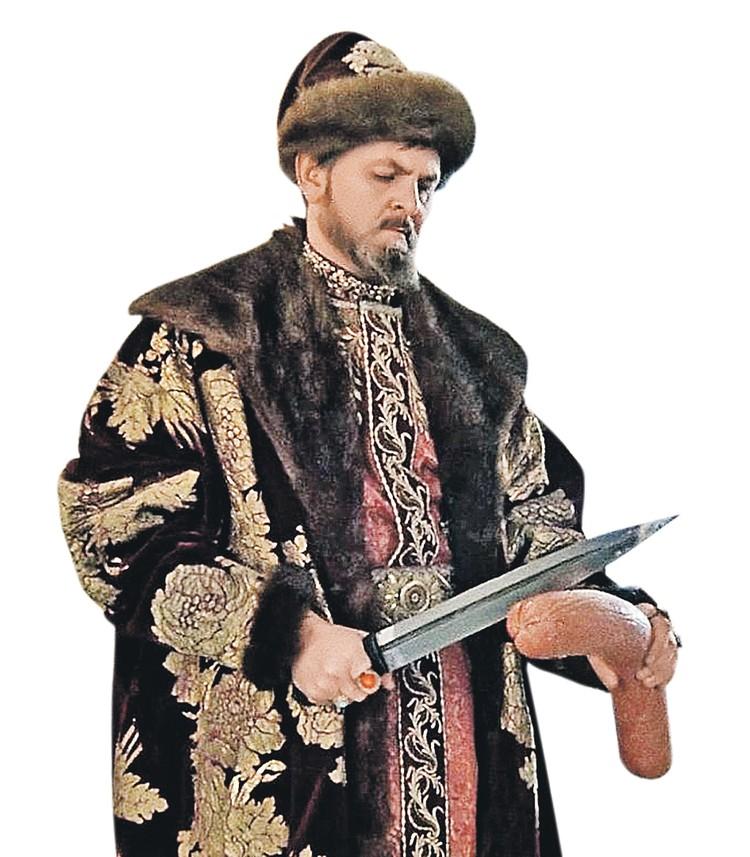 - Есть с собой палка колбасы - значит, можно на врагов войной пойти!