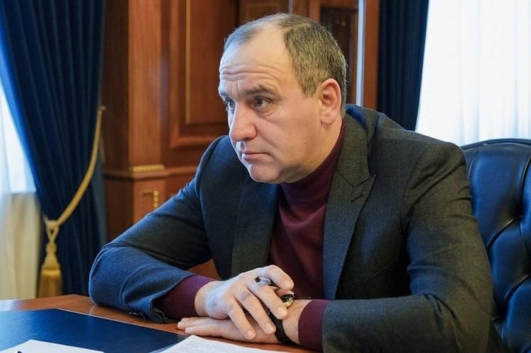 Губернатор Карачаево-Черкесии Рашид Темрезов. Фото: пресс-служба главы КЧР