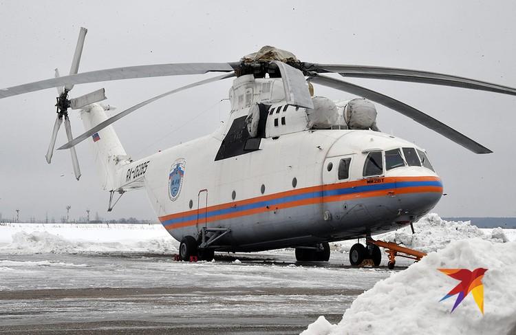 Гигант Ми-26.