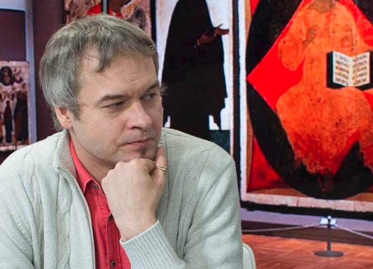 Искусствовед, преподаватель кафедры современного искусства РГГУ Кирилл Алексеев.