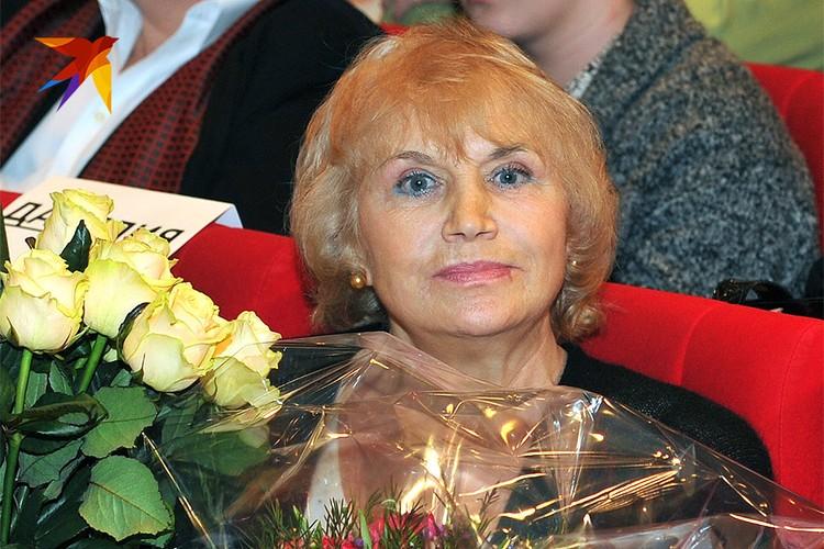 Галина Данелия.