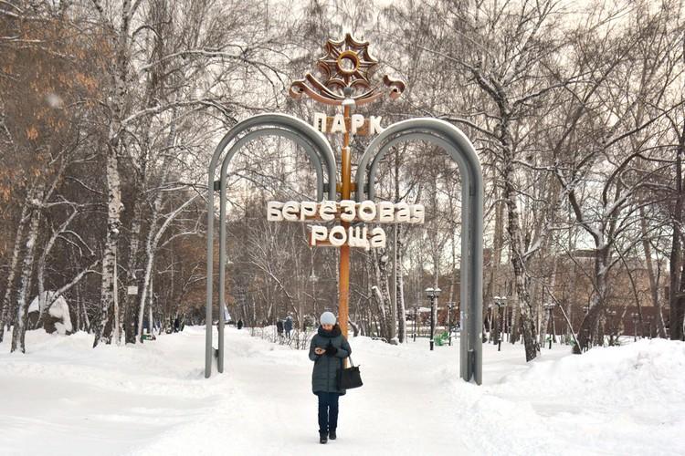 Одно из самых любимых мест отдыха новосибирцев.