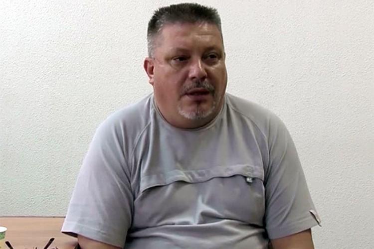 Штыбликов занимался разведкой в Крыму еще до референдума. Фото: оперативная съемка ФСБ