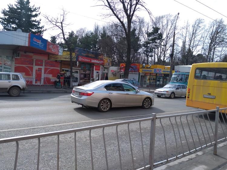 Преступление произошло возле Куйбышевского рынка, в одном из отделений по кредитованию.