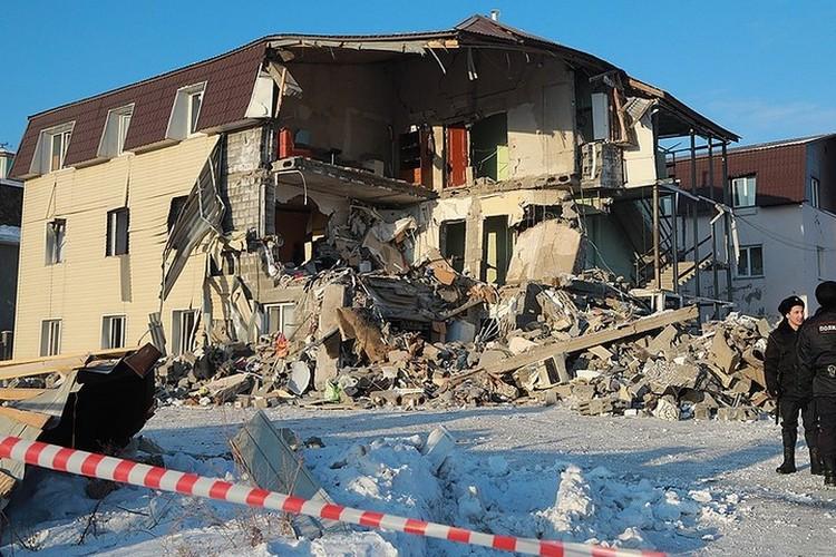 Взрыв на Кандагарской оставил без крыши над головой более 20 человек