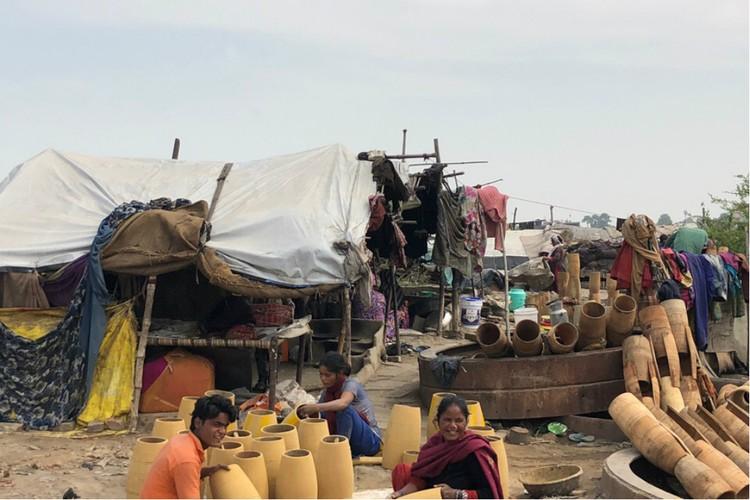 Бедность - одна из главных черт современной Индии
