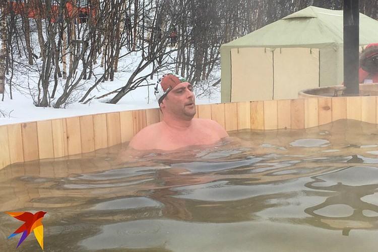 Многие иностранные атлеты уже не в первый раз в Мурманске, по их заверениям в столице Заполярья они чувствуют себя как дома.