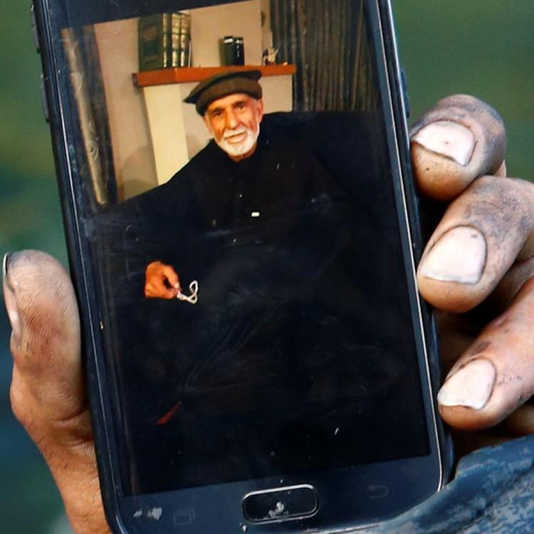 Дауд Наби погиб, заслонив собой от пуль другого человека
