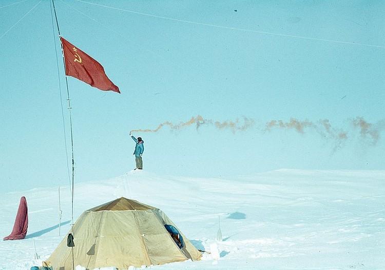 16 марта 2019 года исполнилось ровно 40 лет легендарной полярной экспедиции «Комсомольской правды». Фото: Архив клуба «Приключение» Дмитрия Шпаро