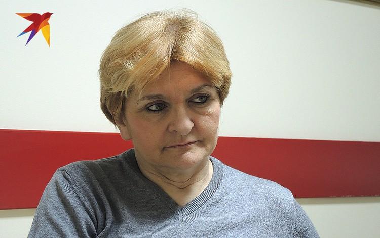 Нейрохирург Даница Груичич считает, что НАТО должно ответить за геноцид сербов и албанцев.