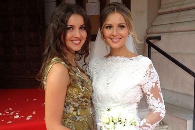 Актриса обвенчалась со своим избранником летом 2013 года. Фото: Инстаграм.