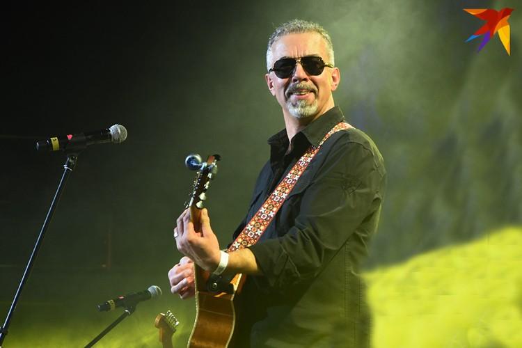 Игорь Ворошкевич - один из самых харизматичных белорусских рок-музыкантов.