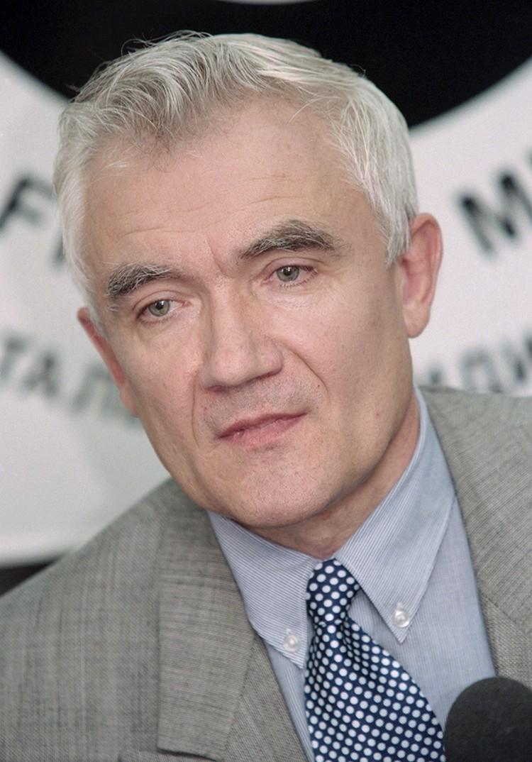 Валентин Ковалев