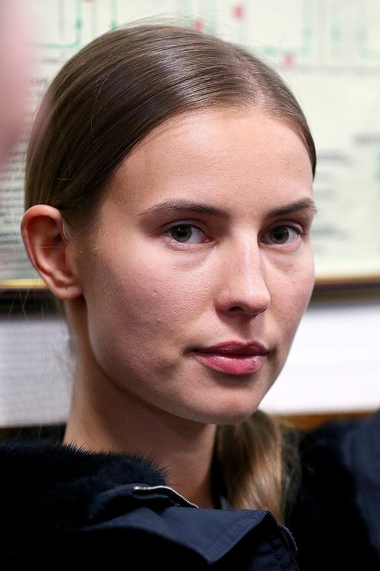 В суд пришла его любимая женщина Валентина Григорьева. Фото: Михаил Терещенко/ТАСС