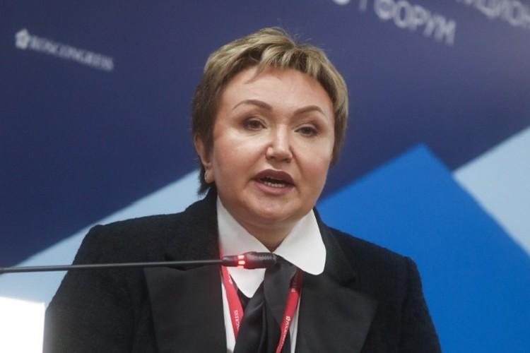 Наталия Филева занималась не только бизнесом, но и благотворительностью. Вячеслав Прокофьев/ТАСС