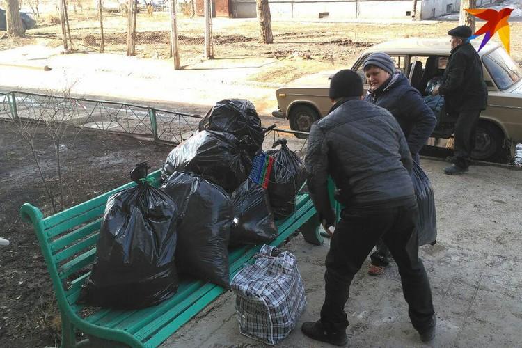 Власти готовы полностью расселить дом, но часть жильцов решили остаться.
