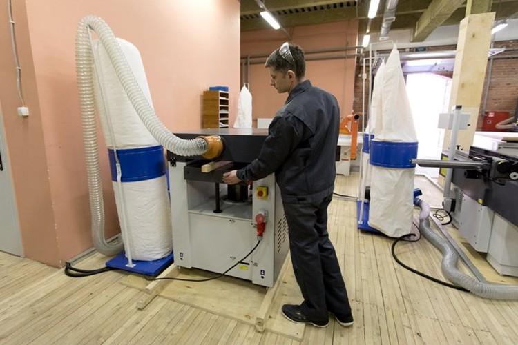 В оборудование вложили 43 млн. рублей.