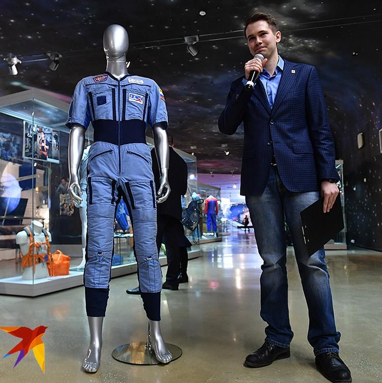 Музею космонавтики подарили «Пингвина»