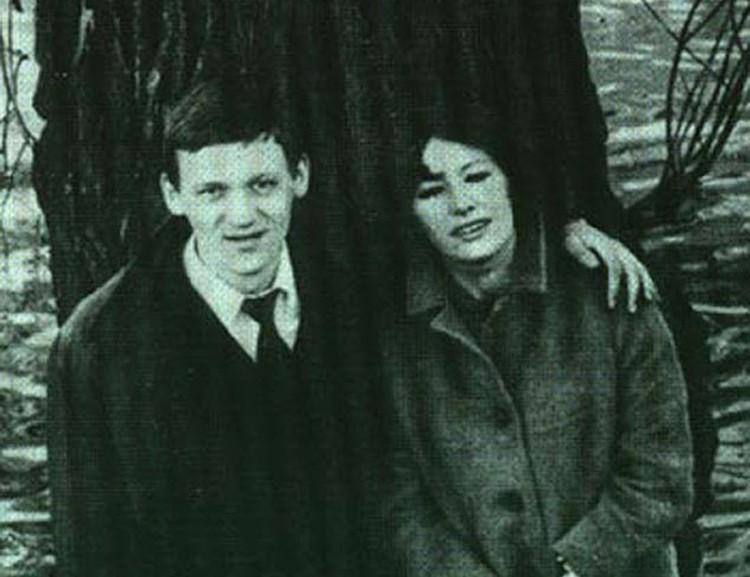 Когда Алла и Миколас познакомились, ей было 20 лет, а ему 24 года. Фото: из личного архива Миколаса Орбакаса