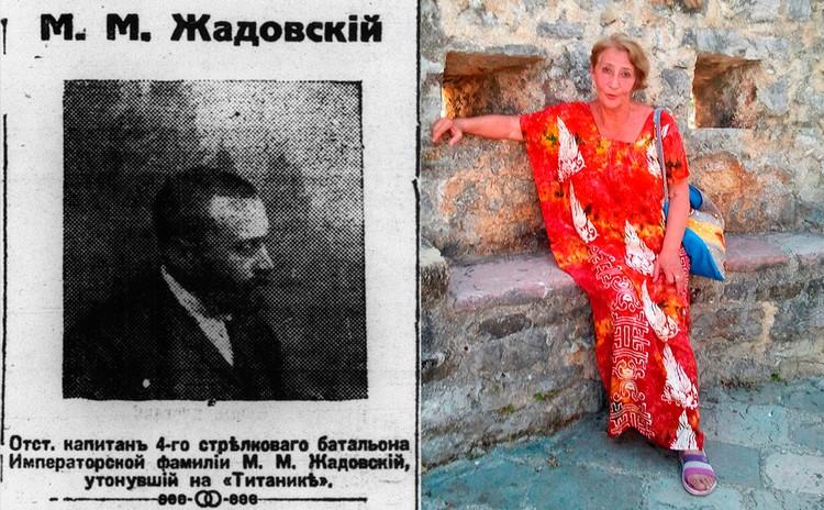 Потомки Михаила Жадовского до сих пор живут в Петербурге.