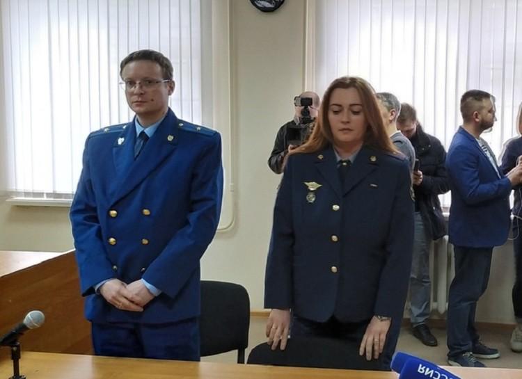 Представители прокуратуры и УФСИН высказались против освобождения Варвары по УДО.