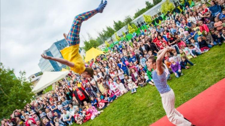 Упсала-цирк - единственный в России цирк для хулиганов