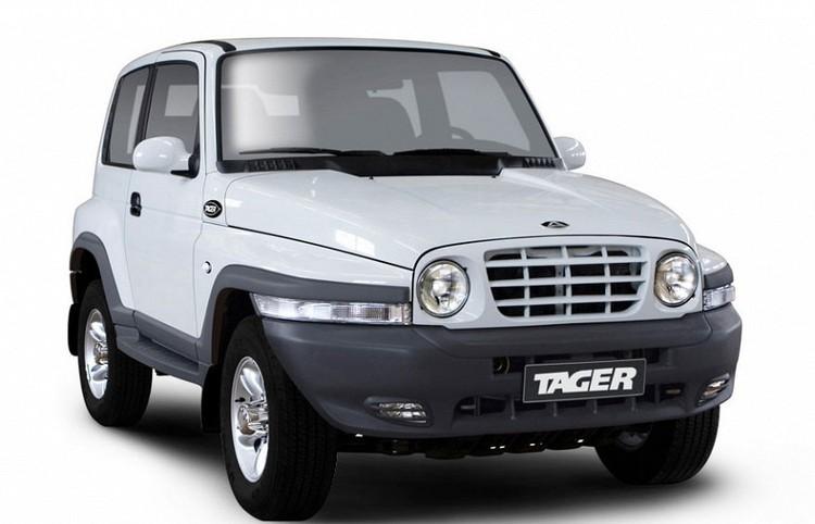 Tager оказался машиной с россыпью проблем.