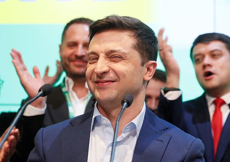 Многие верят в Зеленского и его обещания