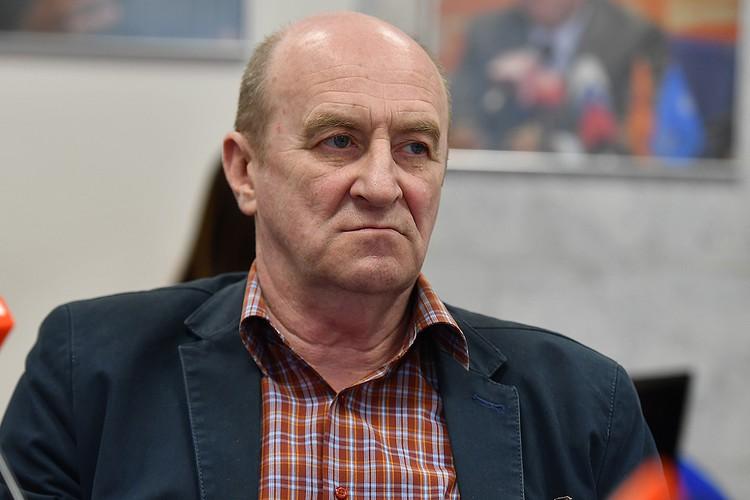 Директор фонда «Достоверная история» Юрий Алексеев.